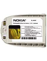 Nokia BL-6000C/BL6000C Lithium Ion Battery for Nokia 6305/6305i - Original OEM - Non-Retail Packaging - White