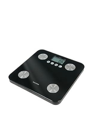 Salter Báscula de Baño Memoria 10 Usuarios BMI Negro / Plata