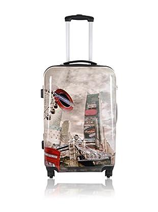 Travel ONE Trolley rígido Bingley 2 Multicolor  70  cm