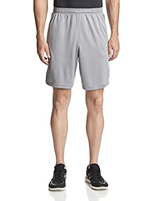 New Balance Men's 9-Inch Momentum Trainer Shorts (Silver Filigree)