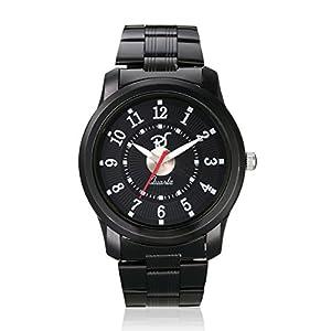 RICO SORDI Mens Black Steel Watch_RSMW_S4