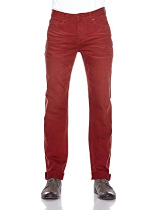 Cross Jeans Herren Jeans Jack (Rot)