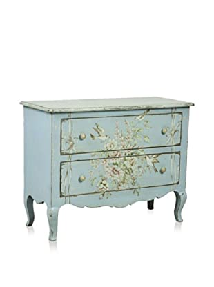 NuLOOM Callista 2 Drawer Floral Chest