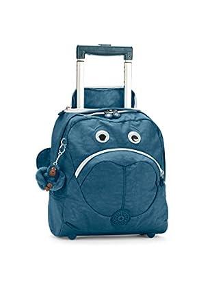 Kipling Rucksack Wheely blau