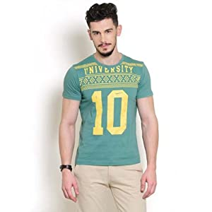 Yepme University 10 Tee - Green