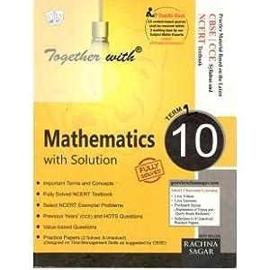 Mathematics Term-2 - 10 with Solution
