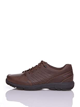 Rockport Zapatos Casual My place Toe (Chocolate)