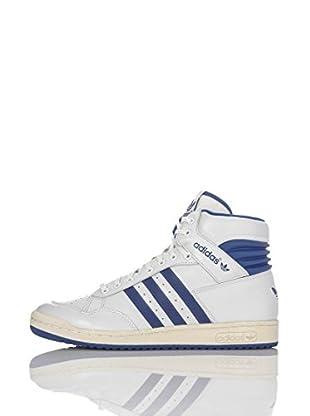 adidas Zapatillas Casual Hi (Blanco / Azul)