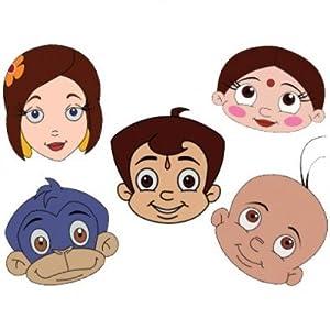 Chhota Bheem - Masks