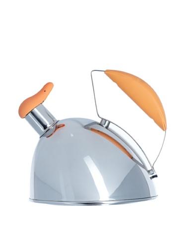 Reston Lloyd Calypso Basics Whistling Tea Kettle (Orange)