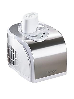 Domoclip Eismaschine weiß/stahl