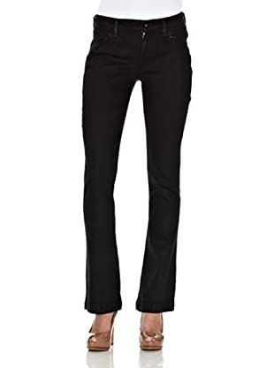 Levi´s Jeans Klassisch Demi Curve ID black luster W25L32