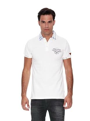 Pepe Jeans London Polo Belfour (Blanco)