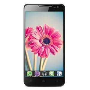 Lava Iris 504Q Smartphone-Grey