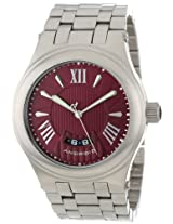 Android Men's AD456BBR Spiral Big Date Automatic Watch