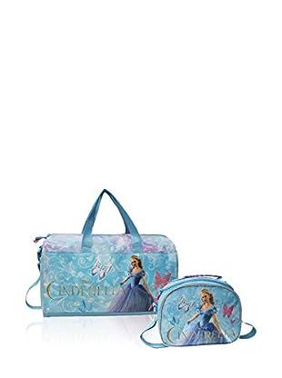 Disney Reisetasche + Kulturbeutel Cinderella