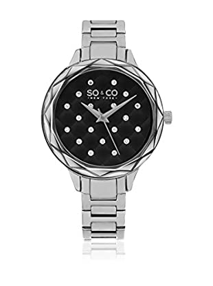 So&Co New York Orologio con Movimento al Quarzo Giapponese Woman GP16078 38 mm
