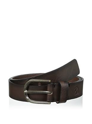 Maker & Company Men's Casual Belt (Brown)