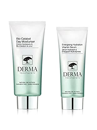DERMA TREATMENTS Kit Facial 2 Piezas Bio Energising