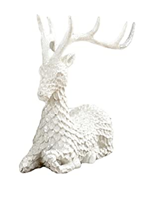 RAZ Set of 2 Deer Figurines