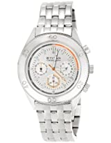 Titan Octane Analog Silver Dial Men's Watch - ND9324SM01J