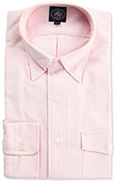 J. Press J. Press Irving Buttondown Shirt HDOVIW0001: Pink
