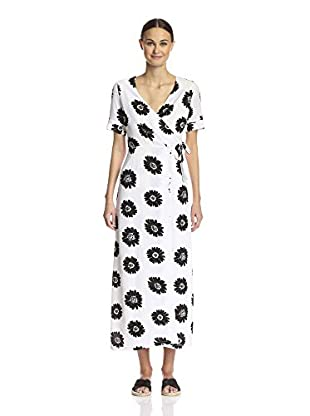 Lucca Couture Women's Maxi Wrap Dress