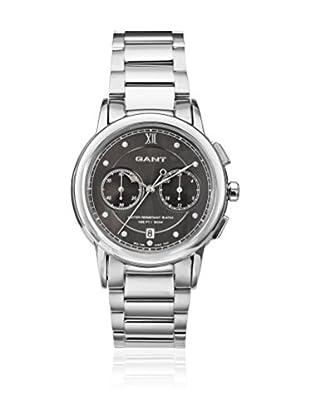 Gant Reloj con movimiento cuarzo japonés Reloj W70223 Plateado 37 mm
