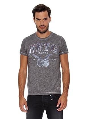 Pepe Jeans London Camiseta Delmore (Gris)