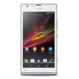 Sony Xperia L C2104 (Diamond White)