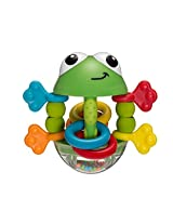 Complete With Movable Hands & Feet & 4 Click Clack Rings Rattle