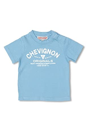 Chevignon Kids Camiseta Pinellas (Azul)