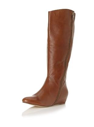 Corso Como Women's Doyle Knee-High Boot (Brandy)