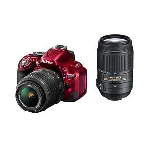 Nikon デジタル一眼レフカメラ D5200