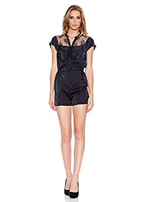 Pepe Jeans London Overall Daisy (Schwarz)