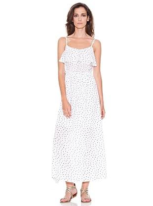 Women secret Vestido Tirantes (Blanco)