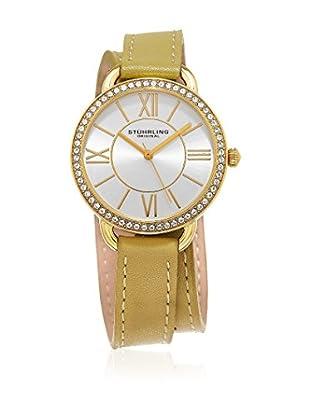Stührling Original Uhr mit japanischem Quarzuhrwerk Woman Deauville Sport 587 37 mm