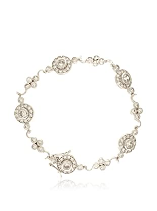 Silver One Pulsera Royal & Circonita
