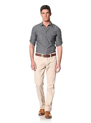 Kasil Workshop Men's Davidson Straight Fit Pants (Dunes)