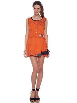 HHG Kleid Lyon (Orange)
