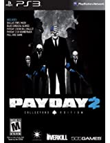 Payday 2 - Collector's Edition (PS3)