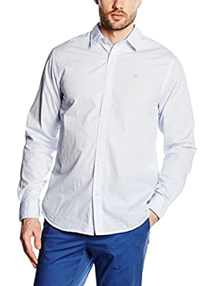 Pedro del Hierro Camisa Hombre Flower T-Relax