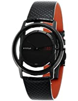 Titan Edge Analog Black Dial Men's Watch - ND1577NL01A