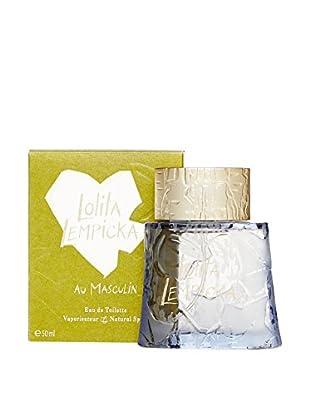 Lolita Lempicka Eau de Toilette Herren Au Masculin 50 ml, Preis/100 ml: 51.9 EUR