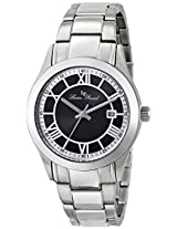 Lucien Piccard Women's LP-12763-11 Vienna Analog Display Japanese Quartz Silver Watch