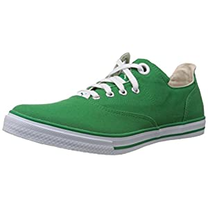 Green Colored Trendy Casual Wear Limnos III Canvas Sneakers for Men by Puma
