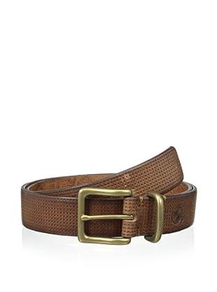 Maker & Company Men's Casual Belt (Cognac)