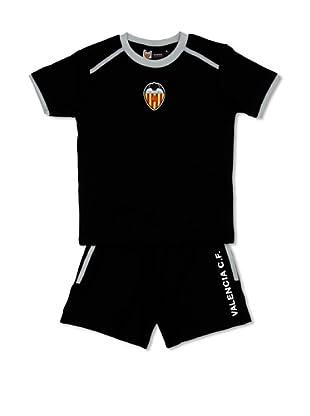 Licencias Pijama F:C:Valencia (Negro)