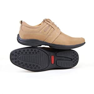 Red Chief RC2171 Men's Casual Shoes – Mushroom
