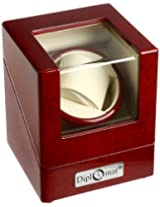 Diplomat 31-405 Cherry Wood Single Watch Winder